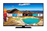 Telefunken XU43E512 109 cm (43 Zoll) Fernseher (4K Ultra HD, HDR 10, Triple Tuner, Smart TV, Prime Video)