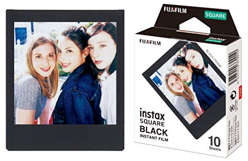 Fujifilm Instax Square Frame Ww1colorfilm Noir