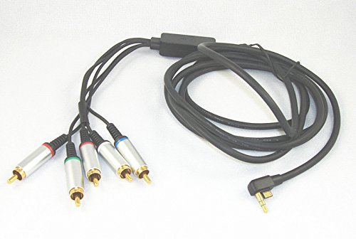 gametown® HD Komponenten AV TV Kabel für PSP 20002001PSP 30003001 (Psp-komponente)