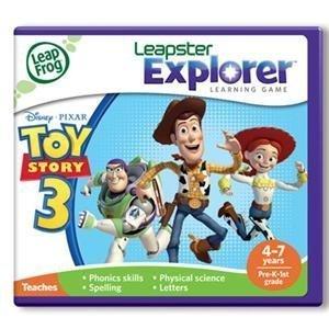 NEW Leapster Explorer - Toy Story (Toys) by LeapFrog Enterprises