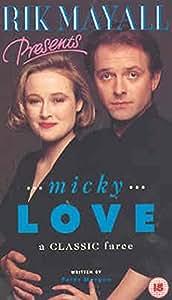 Rik Mayall Presents: Micky Love [VHS] [1993]