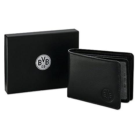 Hex print 2009Borussia Dortmund Bourse Purse Leather Purse Wallet–Porte Monnaie