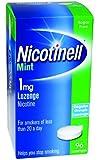 Nicotinell Lozenge Mint 1mg - 96 Lozenges
