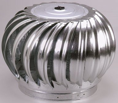 Turbine Vent (AIR VENT 52606 12 Internally Braced Turbine Head by Air Vent)