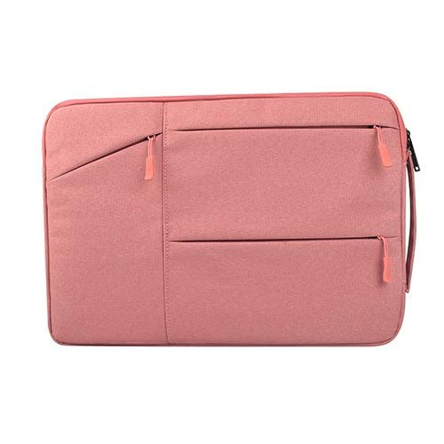 ZHAOLV Laptoptasche Laptop-Tasche for 13 14 15 15,6 Zoll Laptop-Hülle PC Tablet Case Cover (Color : Beauty Pink, Size : 13.3 inch) -