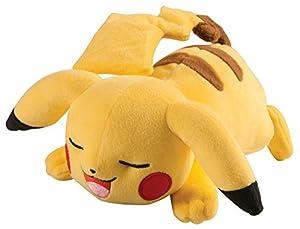 Pokemon Pikachu Dormir Pose peluche
