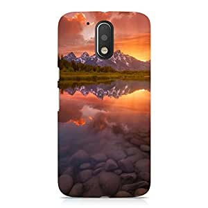 Hamee Designer Printed Hard Back Case Cover for Xiaomi Redmi Note 4 Design 317
