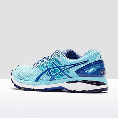 Asics Gt-2000 4, Chaussures de Running Compétition Femme Turquoise/indigo blue/slate blue