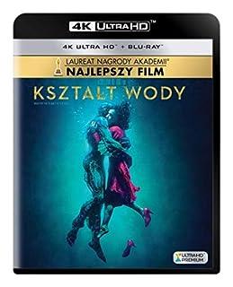 Shape of Water - Das FlĂzstern des Wassers 4K [Blu-Ray] [Region Free]