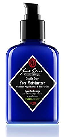 Jack Black Double-Duty Face Moisturiser SPF20 97 ml