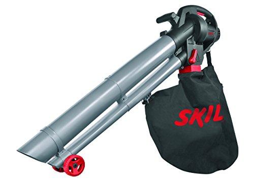 Skil F0150791AA Soplador/Aspirador, 2.8 W, 240 V, Gris