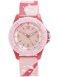 Q&Q Pixie Analog Pink Dial Children's Watch - VQ96J019Y