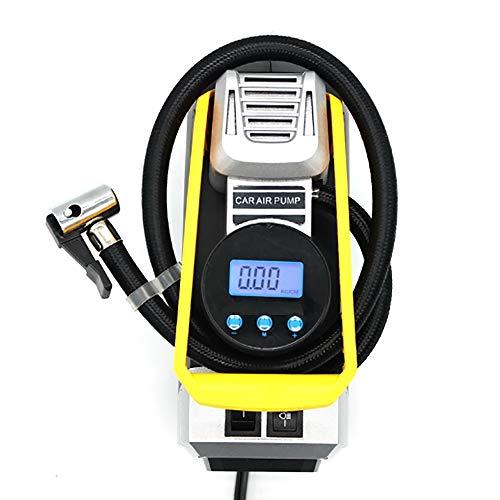 (XPZ00 Car Air Pump Single-Zylinder 12V Portable Pre-Set Reifendrufe Multifunktionsgerät)