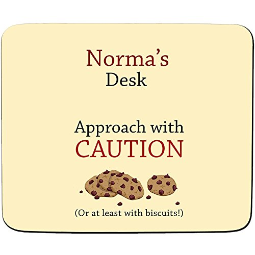 normas-desk-approach-with-caution-or-at-least-with-biscuits-cookie-design-personalised-name-mouse-ma