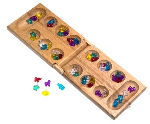 Imagen 1 de Pressman Toy International - Mancala Para Los Niños (versión en inglés)