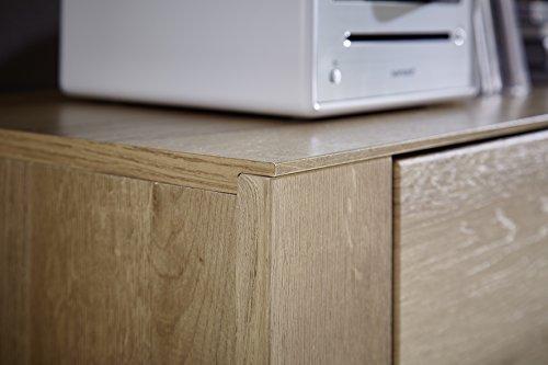 Paul DORRA61032 Lowboard, Holz, braun, 47 x 170 x 43 cm - 4