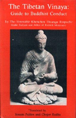 Buddhistische Lebensweise: Die Tibetischen Vinaya: Text in Englisch [Jan 01. 2003] Rabjam. Geshe