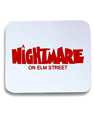Cotton Island - Tappetino Mouse Pad OLDENG00005 a nightmare on elm street, Taglia taglia unica