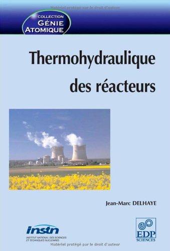 Thermohydraulique des racteurs