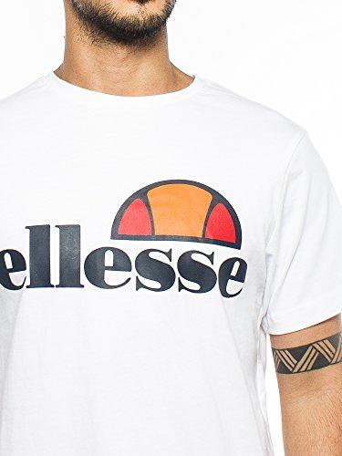 """ellesse Herren T-Shirt """"Prado"""" Weiß"""