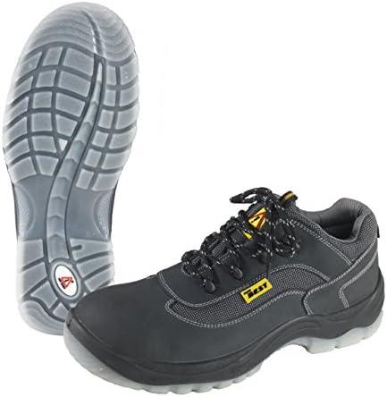 Seba 697 CE Zapato baja, Negro S3, talla 38