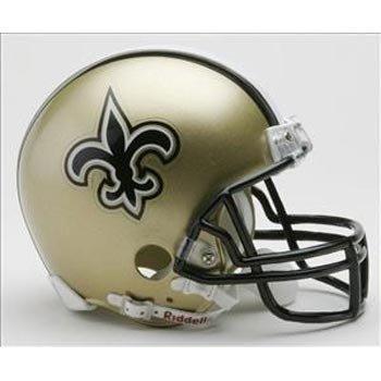 Mini-Helm New Orleans Saints ()
