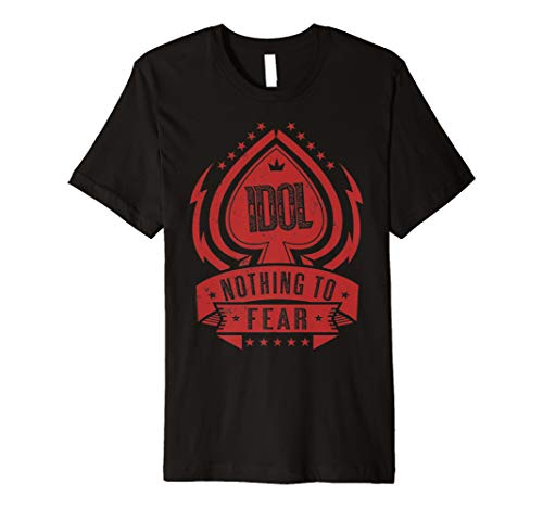 Billy Idol - Nothing to Fear T-Shirt