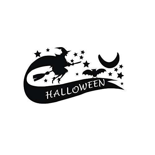 n Halloween Wandaufkleber Schlafzimmer Wohnzimmer Kinderzimmer Urlaub Dekorative Wandaufkleber ()