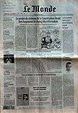 Telecharger Livres MONDE LE No 15677 du 22 06 1995 HESITATIONS SUR LA HAUSSE DE LA TVA SHELL CEDE AUX PRESSIONS DE L OPINION LE RENFORCEMENT DE L ARMEE BOSNIAQUE LE GUIDE DES FESTIVALS LA MORT DE L ECRIVAIN EMIL CIORAN SOLIDARITE AVEC LES JOURNALISTES ALGERIENS LES EDITORIAUX DU MONDE LE PROJET DE REVISION DE LA CONSTITUTION ETEND TRES LARGEMENT LE CHAMP DU REFERENDUM LA LOI D AMNISTIE PORTERA AUSSI SUR LES INFRACTIONS AU DROIT DU TRAVAIL MERE TERESA HILLARY CLINTON ET L AVORTEMENT PAR LAU (PDF,EPUB,MOBI) gratuits en Francaise