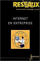 Réseaux, N° 104/2000 : Internet en entreprise