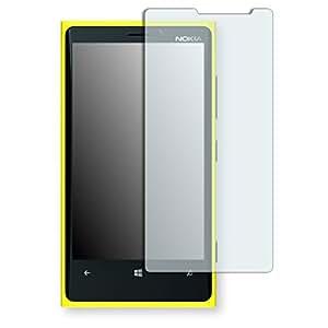 Nokia Lumia 920 protection d'écran - 1x Golebo Crystal pour Nokia Lumia 920 (intentionnellement plus petit comme l'écran, parce qu'il est arqué)