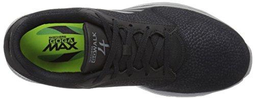 Skechers Herren Go Walk 4 Sneaker Negro