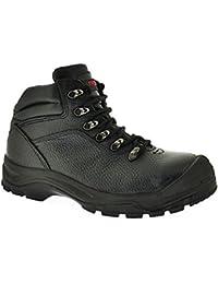 Safeway ESD Safety Shoe - Calzado de protección para hombre negro negro, color negro, talla 39.5