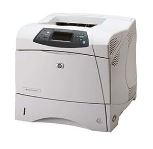 HP LaserJet 4200n - Printer - B/W - laser - Legal, A4 - 1200 dpi x 1200 dpi - up to 35 ppm - capacity: 600 sheets - parallel, 10/100Base-TX