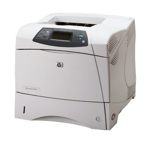 Get HP LaserJet 4200n – Printer – B/W – laser – Legal, A4 – 1200 dpi x 1200 dpi – up to 35 ppm – capacity: 600 sheets – parallel, 10/100Base-TX Online