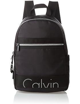 CALVIN KLEIN TASCHE UNISEX RUCKSACK K60K603448 SCHWARZ BLACK BAG BACKPACK