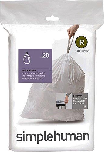 simplehuman-code-r-custom-fit-bin-liners-20-pack-10-litre