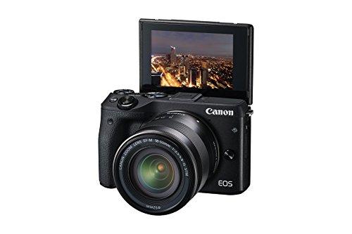Canon EOS M3 Systemkamera (24 Megapixel APS-C CMOS-Sensor - 6