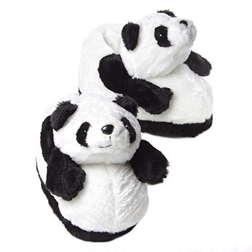 Sleeper'z - Panda - Zapatillas casa Animales Originales