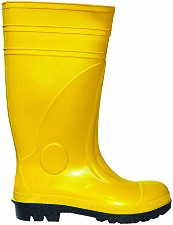 Botas protectoras amarillas S5  Zapatos de moda en línea Obtenga el mejor descuento de venta caliente-Descuento más grande