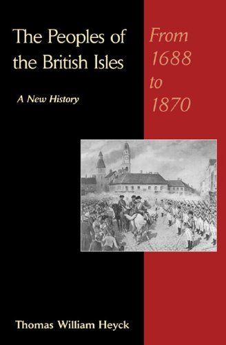 The Peoples of the British Isles: A New History : From 1688 to 1870, Volume 2 by Stanford E. Lehmberg (2002-01-01)