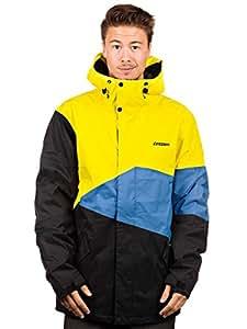 Herren Snowboard Jacke Zimtstern Inventor Jacket