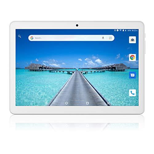 Tablet 10 Pulgadas, Android Desbloqueado Teléfono