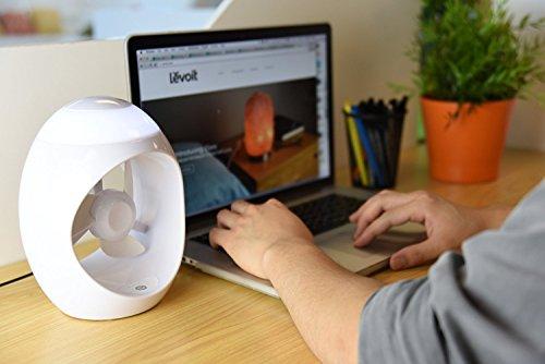 Lampadario Allaperto : Levoit ventilatore da tavolo lampadari con ventilatore high tech e