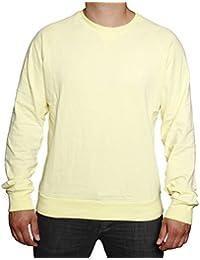 GANT Sweats Sweat-Shirt SUNBLEACHED C-NECK - Homme