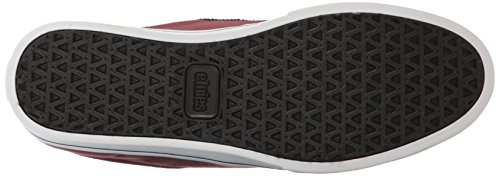 Etnies  Jameson 2 Eco - Chaussures de Skateboard - Homme Noir/rouge