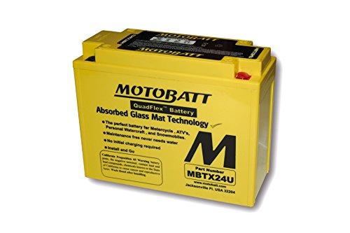 Batteria sigillata MotoBatt per Kawasaki Z 1300 12V-25Ah