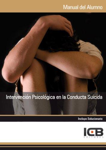 Intervención Psicológica en la Conducta Suicida
