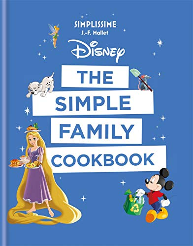 Disney: The Simple Family Cookbook Disney Jeans