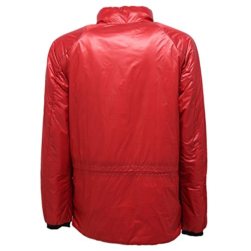 3484R giubbotto K-WAY rosso giacca uomo jacket men Rosso